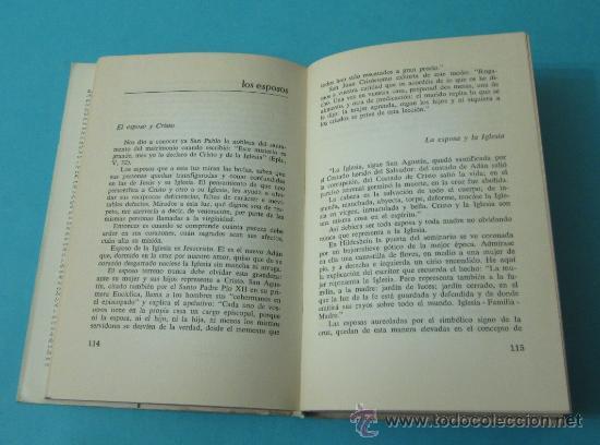 Libros de segunda mano: EL PRISMA DEL AMOR. MAXIMILIANO MAZZEL. EDICIONES PAULINAS - Foto 4 - 24374544