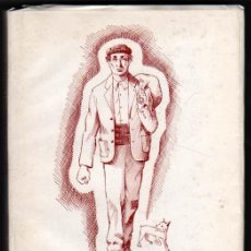 Libros de segunda mano: EL PEREGRINO - JUAN VALL HOMS - ILUSTRACIONES *. Lote 36275421