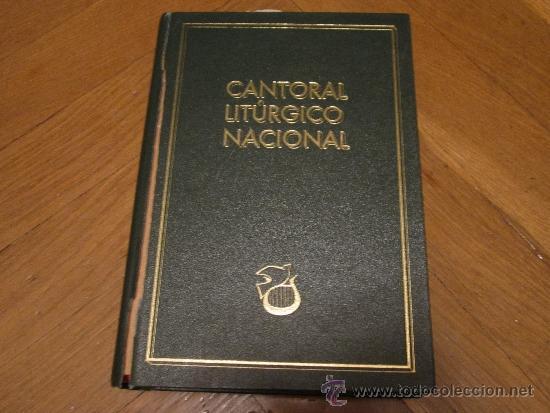 CANTORAL LITURGICO NACIONAL PDF