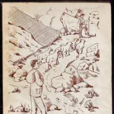 Libros de segunda mano: EL PEREGRINO - JUAN VALL HOMS - ED. MENSAJE - AÑO 1959 - R- 2270 . Lote 37039078