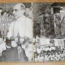 Libros de segunda mano: ASI HABLA Y BENDICE PIO XII - EDICIONES EGO SUM - LIBRO PARLOGRAFICO - AÑO 1950 - 24 PAGINAS - CON L. Lote 37202017