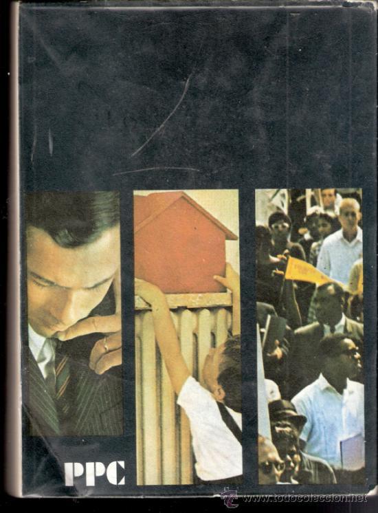 Libros de segunda mano: Sentido Cristiano de la persona,la familia y la sociedad.Equipoa de PPC.1972.330 páginas.Anotaciones - Foto 2 - 37814178