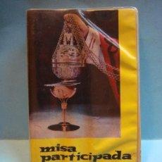 Libros de segunda mano: LIBRO. MISA PARTICIPADA. EDITORIAL ESET. SÉPTIMA EDICIÓN.1965. VITORIA ESPAÑA. Lote 37522128