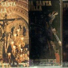 Libros de segunda mano: SEMANA SANTA EN SEVILLA. EDICIONES GEMISA-BEA (3 TOMOS) (A-SESANTA-683). Lote 38362243