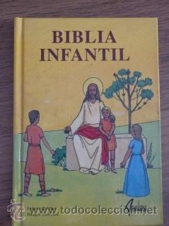 BIBLIA INFANTIL. FEDERICO DELCLAUX (Libros de Segunda Mano - Religión)