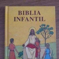 Libros de segunda mano: BIBLIA INFANTIL. FEDERICO DELCLAUX. Lote 38490674