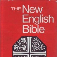 Libros de segunda mano: THE NEW ENGLISH BIBLE.. Lote 38807074