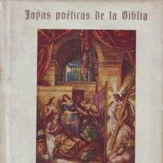 Libros de segunda mano: CANTAR DE LOS CANTARES. Lote 38807174