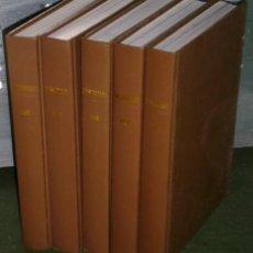 Libros de segunda mano: LOTE DESPERTAD 5T (1993-97-98-2001 Y 2003) TOMOS DE REVISTAS QUINCENALES DEL REINO DE JEHOVÁ. Lote 26607711