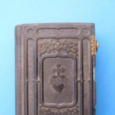 Libros de segunda mano: DEVOCIONARIO EL SAGRADO CORAZON DE JESUS - JOSE SAYOL ECHEVARRIA - 1882. Lote 38976484