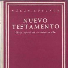 Libros de segunda mano: NUEVO TESTAMENTO. BIBLIOTECA DE AUTORES CRISTIANOS. Lote 39073089