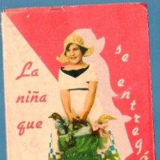 Libros de segunda mano: LA NIÑA QUE SE ENTREGO. EVELIA SÁNCHEZ, A.C.L TALLERES TIPOGRAFICOS ARIEL. BARCELONA. 1960.. Lote 39412930