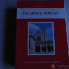 Libros de segunda mano: PALABRAS NUEVAS. ALBERTO A. TORRES, S.J.. Lote 40678013