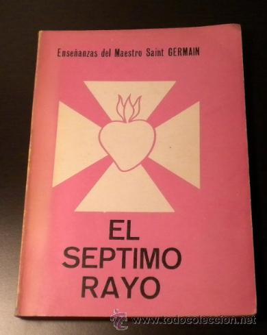 EL SÉPTIMO RAYO - SAINT GERMAIN (Libros de Segunda Mano - Religión)
