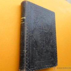 Libros de segunda mano: MEDITACION PARA SEÑORITAS 1889. Lote 40829816