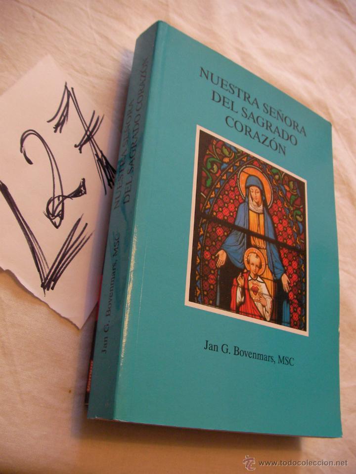 LIBRO NUESTRA SEÑORA DEL SAGRADO CORAZON (Libros de Segunda Mano - Religión)