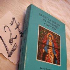 Libros de segunda mano: LIBRO NUESTRA SEÑORA DEL SAGRADO CORAZON. Lote 40914814