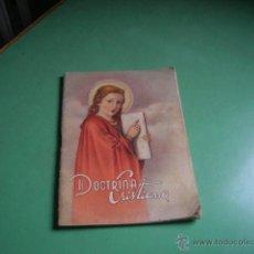 Libros de segunda mano: LIBRITO DOCTRINA CRISTIANA,AÑO 1953. Lote 40918927