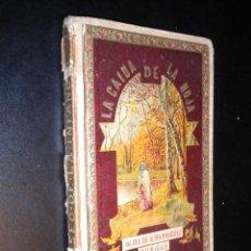 Libros de segunda mano: LA CAIDA DE LA HOJA / HIJOS DE S. SANTIAGO, BURGOS. Lote 40971937