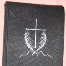 Libros de segunda mano: LIBRO SETMANA SANTA PELS MONJOS DE MONTSERRAT 1956 CATALÁN. Lote 41087721