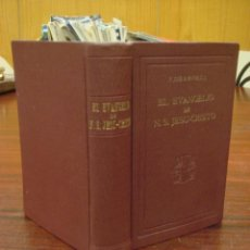 Libros de segunda mano: EL EVANGELIO DE N. S. JESU-CRISTO. 1943.. Lote 41456816