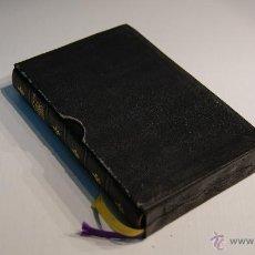 Libros de segunda mano: MISAL DIARIO LEFEBVRE - 1940 - ABADÍA DE SAN ANDRÉS (BRUJAS. BELGICA) - CON FUNDA. BUEN ESTADO. Lote 41508904