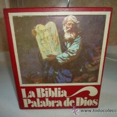Libros de segunda mano: LA BIBLIA PALABRA DE DIOS. Lote 36882890