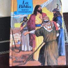 Libros de segunda mano: LA BIBLIA-NUEVO TESTAMENTO. Lote 42143032