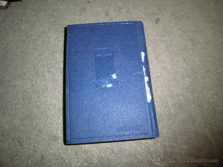 Libros de segunda mano: HISTORIA DE LA SAGRADA PASION SACADA DE LOS 4 EVANGELIOS.PADRE LUIS DE LA PALMA.MADRID 1940.-7ª EDIC - Foto 4 - 56957823