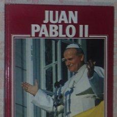 Libros de segunda mano: LIBRO JUAN PABLO II. AL SERVICIO DE LA HUMANIDAD. Lote 42727804