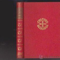 Libros de segunda mano - MICHEL DE SAINT PIERRE - SANTA CÓLERA - EDITORIAL LUIS DE CARALT 1ª EDICIÓN 1965 - 42926406