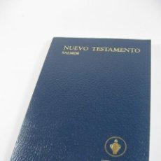 Libros de segunda mano: LIBRO DE SALMOS DEL NUEVO TESTAMENTO. (GEDEONES, MISSION IMPOSIBLE). Lote 42929635