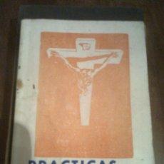 Libros de segunda mano: GIMENO PINA, GONZALO - PRACTICAS CUARESMALES (S.JUAN RIBERA,1977). MODELOS VIA CRUCIS Y ORACIONES. Lote 43130934