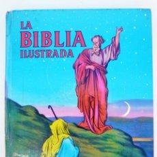 Libros de segunda mano: LA BIBLIA ILUSTRADA/ M. LAGO/ ED. PAULINAS 1979 / ILUSTRADO /RELIGION. Lote 43261719