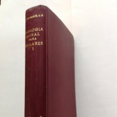 Libros de segunda mano: ROYO MARIN - TEOLOGIA MORAL PARA SEGLARES - BAC TOMO I. Lote 43614589