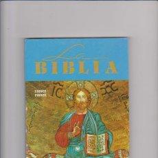 Libros de segunda mano: LA BIBLIA - LA RESURECCION - XABIER PIKAZA - NUEVOS HORIZONTES 1990. Lote 43647203
