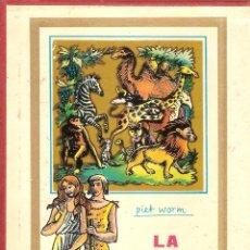 Libros de segunda mano: LA BIBLIA DE LOS NIÑOS - PIET WORM - PLAZA & JANÉS - 3ª EDICIÓN 1973.. Lote 218073178