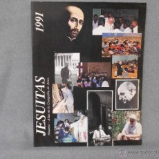 Libros de segunda mano: JESUITAS. ANUARIO 1991. Lote 44163134