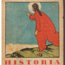 Libros de segunda mano: COMPENDIO DE HISTORIA SAGRADA. PADRE LORIQUET. EDT. SATIURNINO CALLEJA. MADRID(Z22). Lote 44232872