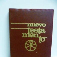 Libros de segunda mano: NUEVO TESTAMENTO - 1977. Lote 44245899