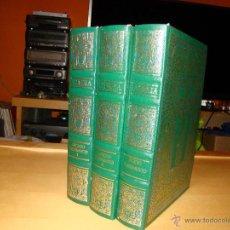 Libros de segunda mano: LA BIBLIA - ILUSTRADA POR DORÉ - 3 TOMOS - 180 LAMINAS. Lote 44363262