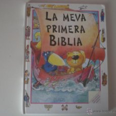 Libros de segunda mano: LA MEVA PRIMERA BILBLIA INTERACTIVA. Lote 44447457