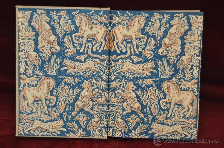 Libros de segunda mano: ELS GOIGS PER JOAN AMADES. 1939. ED.ORBIS. 2 VOLUMENES (COMPLETA) TIRAJE LIMITADO DE 500 EJEMPLARES. - Foto 5 - 44464385