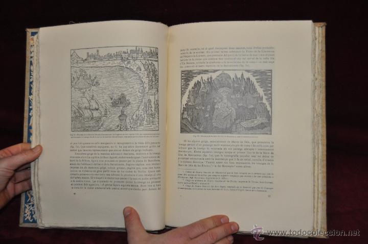 Libros de segunda mano: ELS GOIGS PER JOAN AMADES. 1939. ED.ORBIS. 2 VOLUMENES (COMPLETA) TIRAJE LIMITADO DE 500 EJEMPLARES. - Foto 25 - 44464385