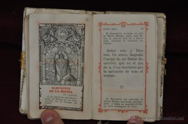 Libros de segunda mano: LOTE DE 5 DEVOCIONARIOS DE LA PRIMERA COMUNIÓN DE PRINCIPIOS DEL SIGLO XX - Foto 2 - 44464591