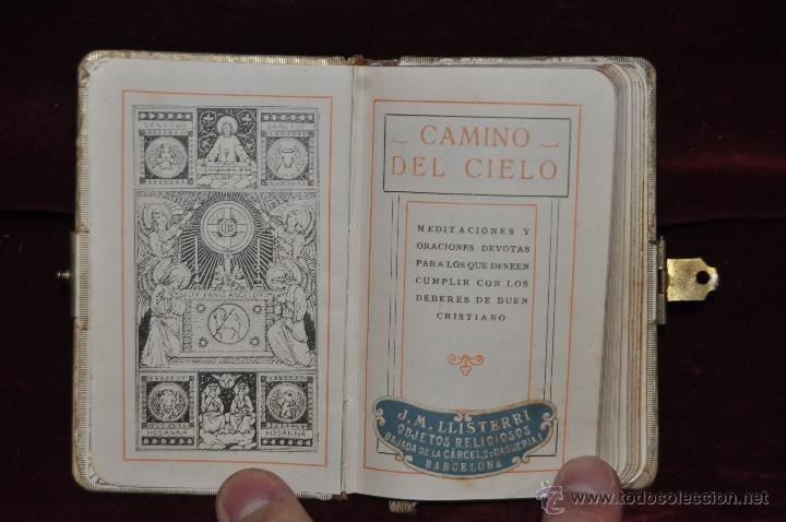 Libros de segunda mano: LOTE DE 5 DEVOCIONARIOS DE LA PRIMERA COMUNIÓN DE PRINCIPIOS DEL SIGLO XX - Foto 9 - 44464591