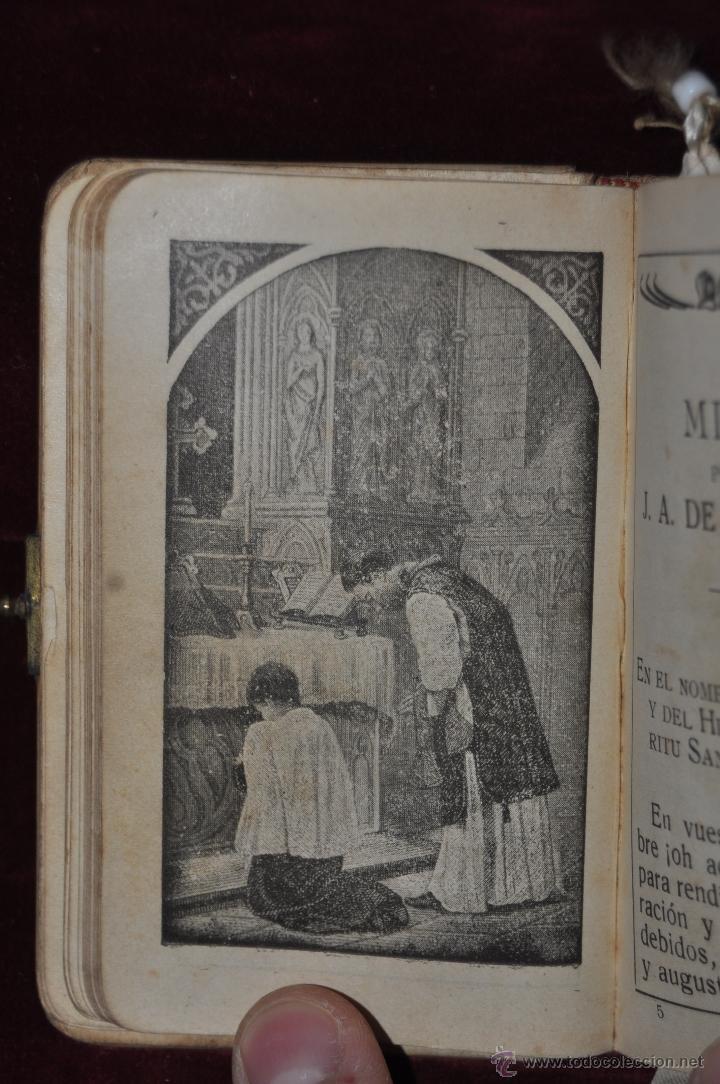 Libros de segunda mano: LOTE DE 5 DEVOCIONARIOS DE LA PRIMERA COMUNIÓN DE PRINCIPIOS DEL SIGLO XX - Foto 11 - 44464591