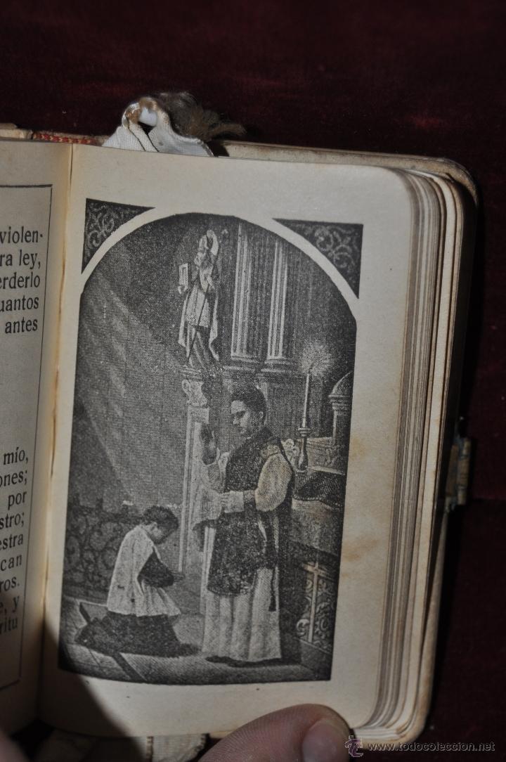 Libros de segunda mano: LOTE DE 5 DEVOCIONARIOS DE LA PRIMERA COMUNIÓN DE PRINCIPIOS DEL SIGLO XX - Foto 13 - 44464591