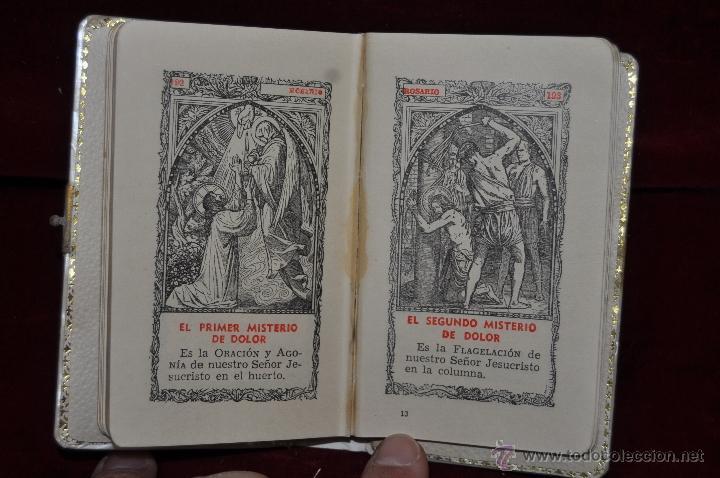 Libros de segunda mano: LOTE DE 5 DEVOCIONARIOS DE LA PRIMERA COMUNIÓN DE PRINCIPIOS DEL SIGLO XX - Foto 17 - 44464591