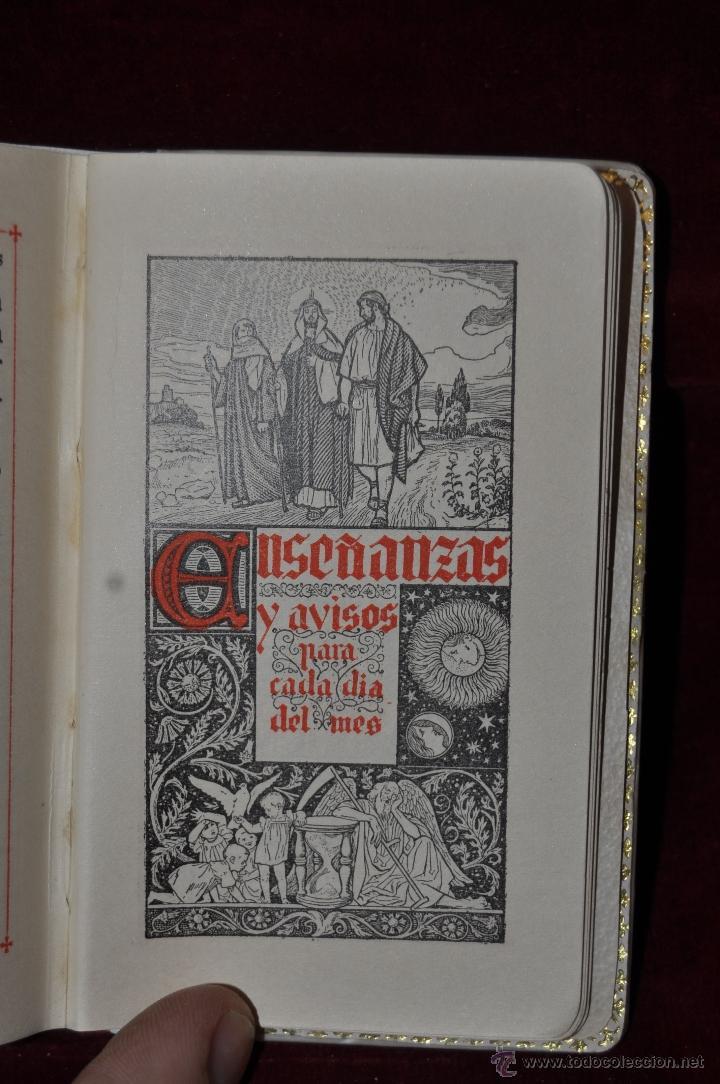 Libros de segunda mano: LOTE DE 5 DEVOCIONARIOS DE LA PRIMERA COMUNIÓN DE PRINCIPIOS DEL SIGLO XX - Foto 18 - 44464591